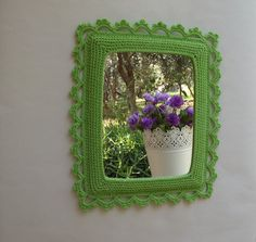 Find a large selection of Bathroom Mirror Framing in any style at Mirror Upgrade! From traditional to modern, shop our collection to find a mirror that reflects your unique style. Crochet Shell Blanket, Shabby, Knitting, Create, Mirrors, Unique, Bathroom, Space, Home Decor