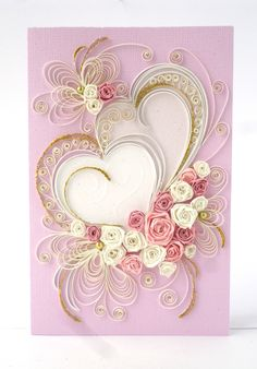 Greeting card for beloved