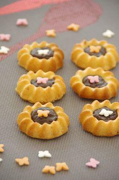 Biscuits de savoie aux ecorces de citron et chocolat - Le blog de novice en cuisine