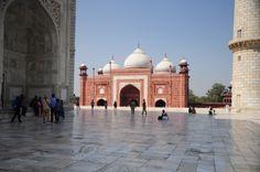 Taj Mahal @Andrea Graham