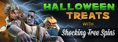 """WIN CASH INSTANTLY"" TAKING PART IN THE HALLOWEEN FREE SPINS BONUSES At PlaySlots4RealMoney.com. Best USA Online Slots Casino Bonuses."