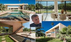 Bond Movie House: Bond villain Spectre's sprawling Moroccan lair is now up for sale (Jan/2016)