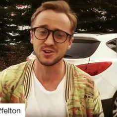 Screenshot Tom's latest Instagram post