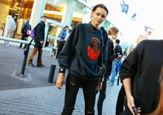 Binx Walton | NYFW Street Style