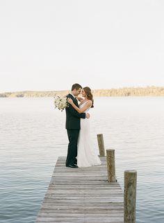 lakeside #wedding | Melissa Schollert