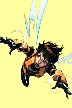 d0130df08a2 Janet Van Dyne The Wasp in Avengers  681 Wasp Avengers