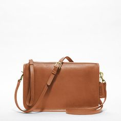Coach Classic Basic Bag. Glad they're selling these again--I have two 70s originals that are just about worn out.