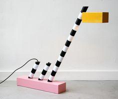 Memphis Group - Lamp