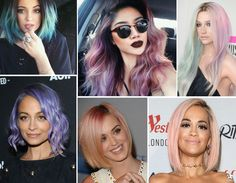 • Modne fryzury: pastelowe włosy   Magazyn Stylio.pl