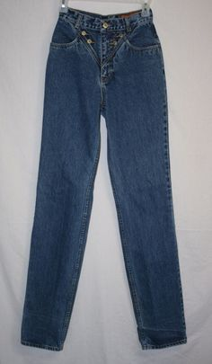 LawMan Western Blue Jeans Size 3 Superior Fit Straight Leg 26 x 35