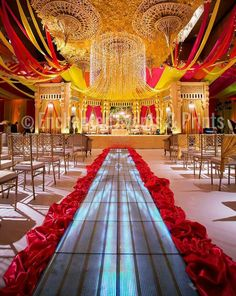 Sygmaz decorations at a gorgeous dhaka wedding bangladesh wedding find this pin and more on wedding event by ayesha islam junglespirit Gallery