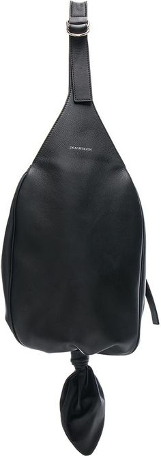 J.W.Anderson Knot Leather Hobo Bag