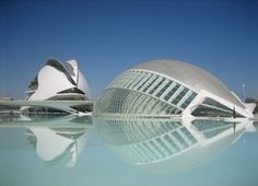 Valencia, Spain I want to see it! Santiago Calatrava, Places To Travel, Places To Visit, Urban Design Plan, Milwaukee Art Museum, Valencia Spain, Surfboard, Alicante, Parks