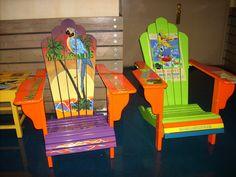 Anarondak chairs
