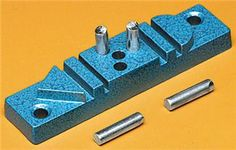 Economical Strip and Wire Bending Jig