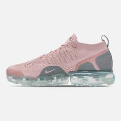 best service a128c 3ab8f Left view of Women s Nike Air VaporMax Flyknit 2 Running Shoes Latest  Ladies Shoes, Best