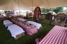 A Cowgirl's Dream Party| birthday, farm, home, summer, kids, hostess | Entertaining