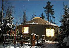 Yurts in Minnesota, Wisconsin, Iowa and Michigan state parks Michigan State Parks, Lake Michigan, Wisconsin, Wagon Trails, Bike Trails, Yurt Camping, Glamping, Clear Lake Iowa, Lake Superior