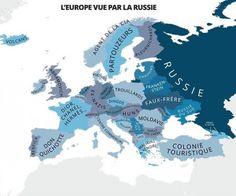 L EUROPE VUE PAR LA RUSSIE