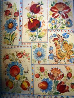 Jo Sonja Jansen | The Basics OF Folk Art Vol. 1 By Jo Sonja And Jerry Jansen by ...