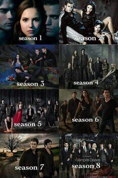 TVD through the years