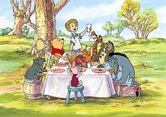pic: ''A Winnie the Pooh Thanksgiving'' ; article: ''The Mental Disorders of Winnie-the-Pooh Characters'' source: https://knowledgeguild.wordpress.com/2012/10/13/the-mental-disorders-of-winnie-the-pooh-characters/