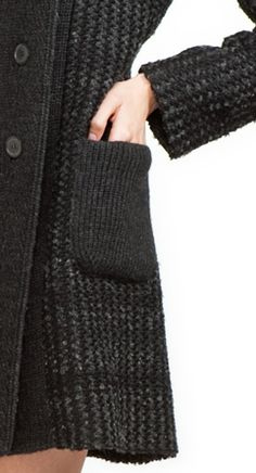 Vanessabruno  Knit Coat