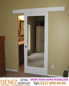 15 Ideas for sliding door mirror bathroom windows Bathroom Closet, Bathroom Doors, Closet Bedroom, Small Bathroom, Master Bathrooms, Mirror Bedroom, Bathroom Windows, Bathroom Ideas, Shower Doors