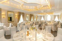 The Caledonian Club is a perfect wedding venue in Belgravia, Greater London, Greater London, England.