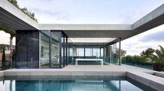 House in Costa d'en Blanes by SCT Estudio de Arquitectura in Mallorca, Spain