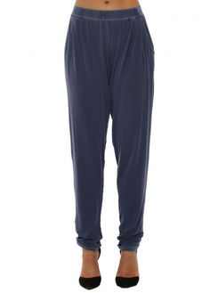 A POSTCARD FROM BRIGHTON Indigo Chillings Loose Fit Harem Pants