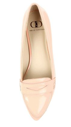 Blush Loafers