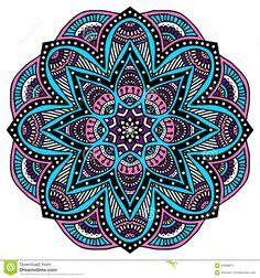 Mandala - Download From Over 47 Million High Quality Stock Photos, Images, Vectors. Sign up for FREE today. Image: 43639611