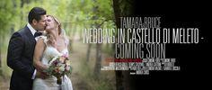 Tamara and Bruce wedding video at Castello di Meleto