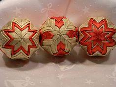 Dekorácie - vianočné ozdoby 55 - 6cm - 4527995_