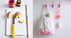 Des #tampons pommes de terre pour customiser mon tote bag Diy Photo, Diy Tote Bag, Diy Bags, Living At Home, Diy Crafts, Amazing Ideas, Flow, Stamps, Textiles