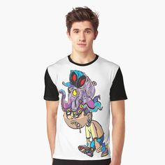 My T Shirt, Bold Colors, Shirt Designs, Printed, Awesome, Mens Tops, Stuff To Buy, Shopping, Art