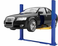 a 10 000 Lbs Two Post Lift Car Auto Truck Hoist Great Quality for sale online Single Post Car Lift, Two Post Lift, Garage Car Lift, Garage House, Japanese Used Cars, Lifted Cars, Car Finance, New Engine, Bmw Cars