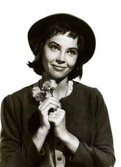 Leslie Caron, 1950s