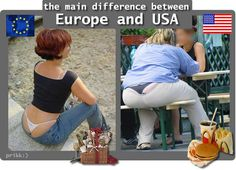 Europe Vs. USA: Know the Difference