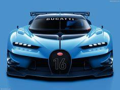 Bugatti Vision Gran Turismo Concept 2015 (1600x1200)