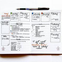 Here it is, my weekly log #planwithmechallenge. It looks exactly the same like…