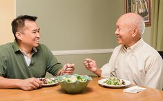 Here are a few ways to maintain a healthy lifestyle, while living with Alzheimer's disease.