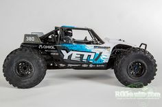 Axial Yeti Exclusive Review