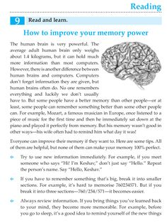 How to improve your brain worksheet English Teaching Materials, Teaching English Grammar, English Grammar Worksheets, English Language Learning, English Vocabulary, Essay Writing Skills, English Writing Skills, English Reading, English Lessons