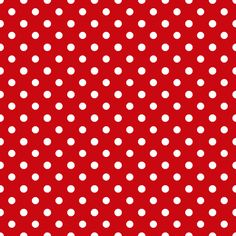 Red Polka Dot Background ❤ liked on Polyvore featuring backgrounds and pattern