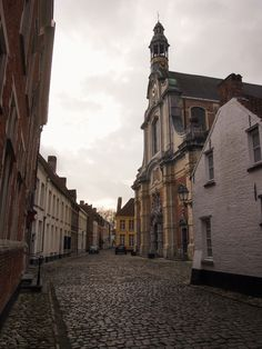 The béguinage in Lier, Belgium, is a UNESCO World Heritage Site.