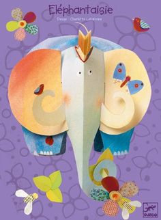 Djeco - Décoration -Tableau Pop-up - Elephantaisie Djeco http://www.amazon.fr/dp/B005MGFA70/ref=cm_sw_r_pi_dp_pQKwvb1R2F699