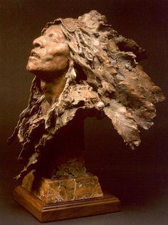 John Coleman artist bronze