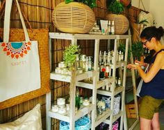 for your ethical shopping don't miss the intimate atmosphere of kandal village shops with their fair trade amazing products! Saarti is one of them  http://ift.tt/2nmtPe1